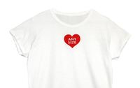 body love any size teeshort